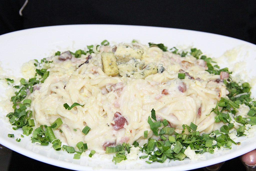 Pasta Show | Restaurante Camillo em Brotas