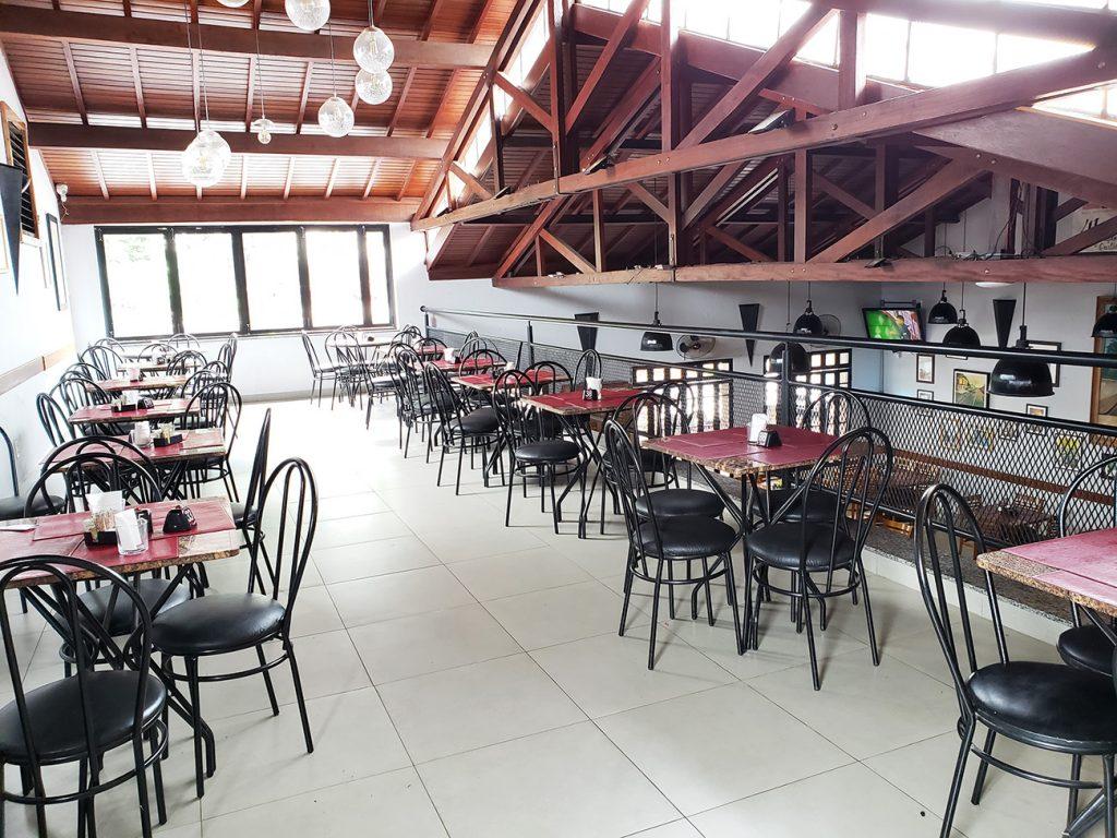 Mezanino | Restaurante Camillo em Brotas