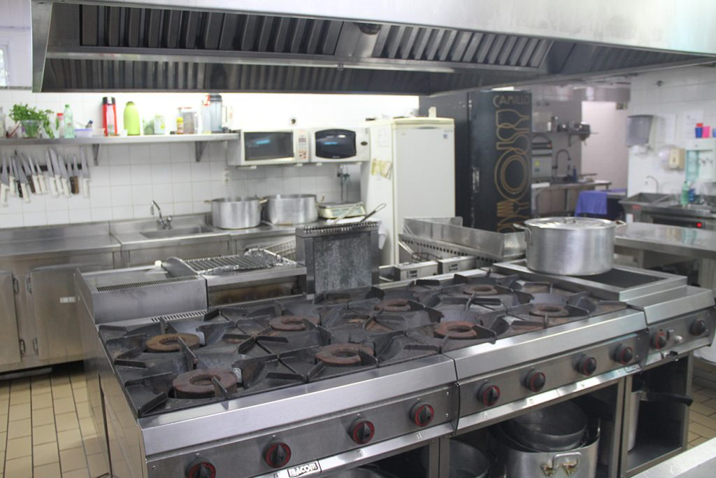 Cozinha | Restaurante Camillo em Brotas